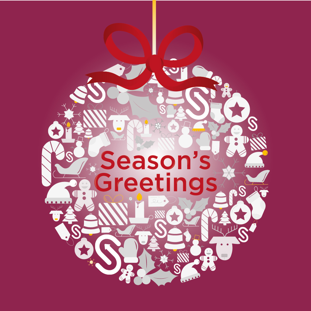 Festive Opening Hours and Season's Greetings