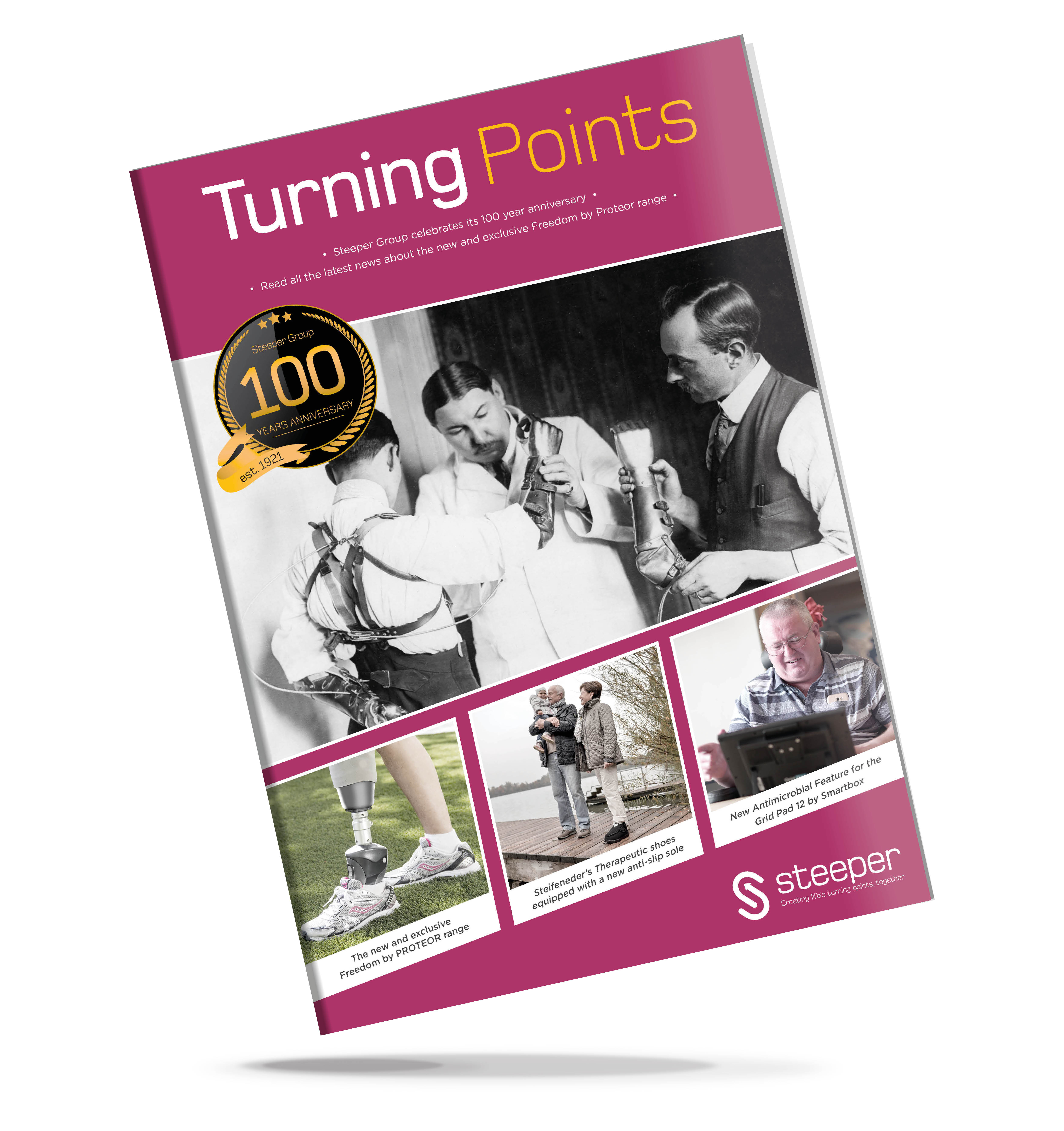 Turning Points - April 2021