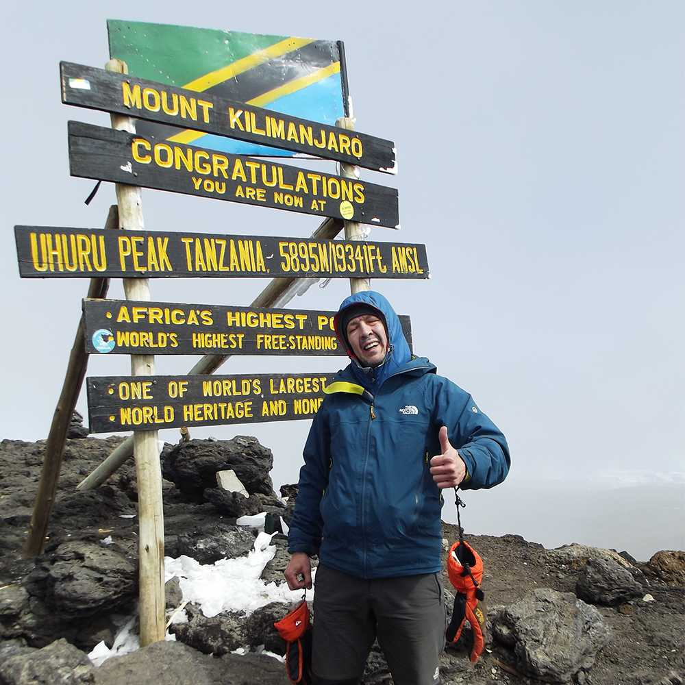 Tim's Epic Kilimanjaro Adventure