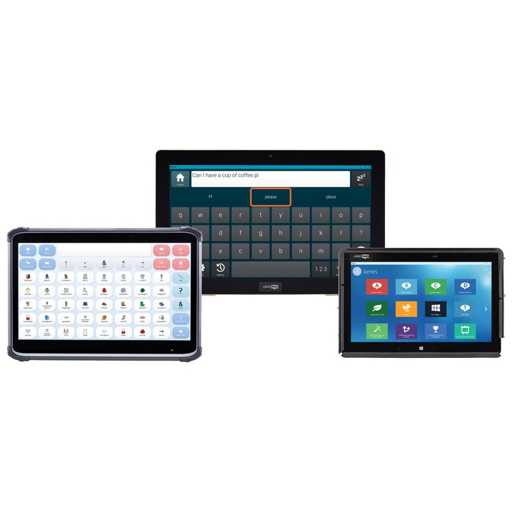 Grid Pad Pro by Smartbox