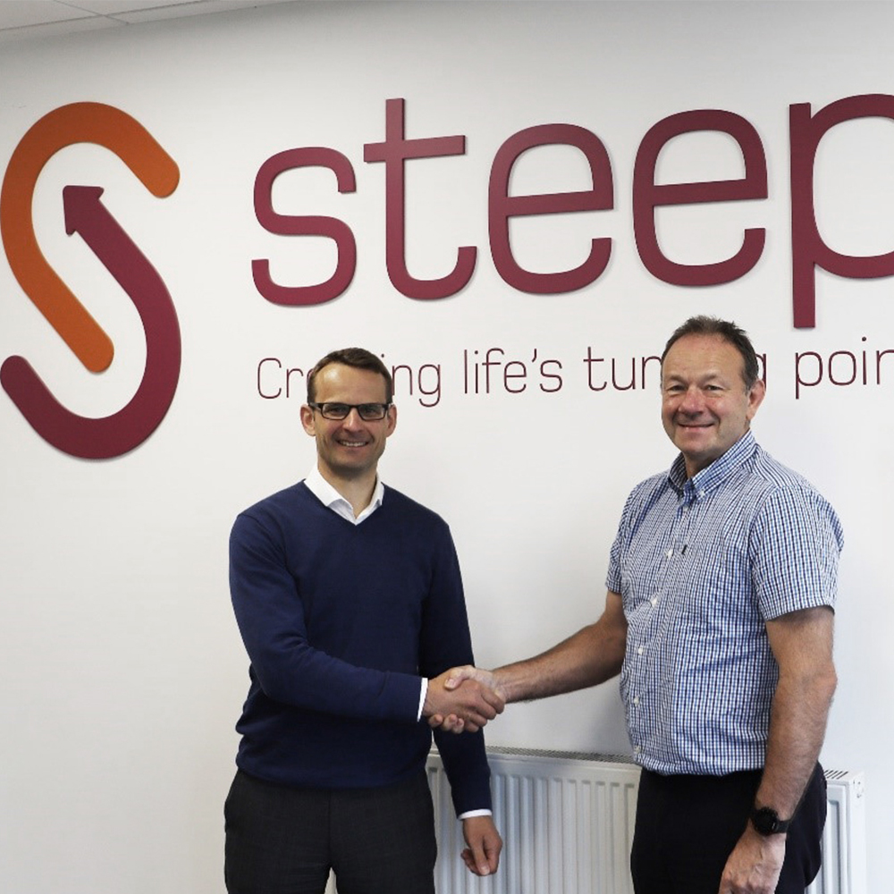 Steeper Group Partner with Ace Centre