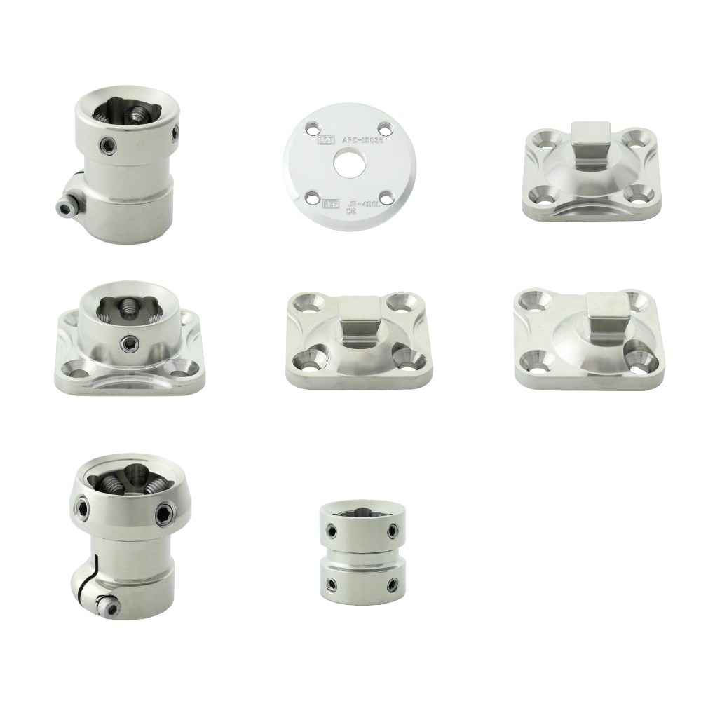 Waterproof Structural and Socket Components